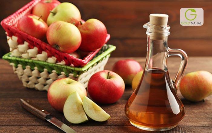 سرکه ی سیب
