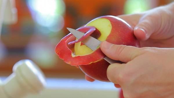 خواص-پوست-سیب